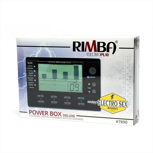 4 Canal - Set power box con display LCD y adhesivos para descarga (3)